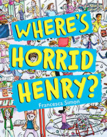 Where's Horrid Henry?