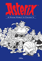 The Asterix Colouring Book