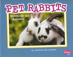 Buy Questions and Answers: Pet Rabbits from BooksDirect