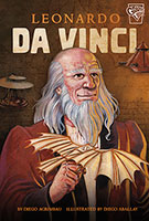 Buy Graphic Lives: Leonardo da Vinci from Book Warehouse