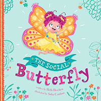 Buy Little Boost: The Social Butterfly from Top Tales