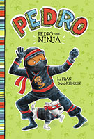 Buy Pedro: Ninja from BooksDirect