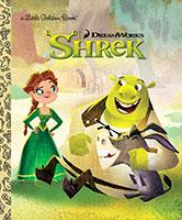 Buy Little Golden Book: Dreamworks Shrek from BooksDirect