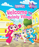Welcome To Melody Village: Fingerlings