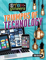 Buy STEM-gineers: Triumphs of Technology from Carnival Education