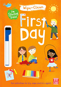 Buy I'm Starting School: First Day from Top Tales