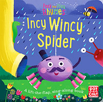 Peek and Play Rhymes: Incy Wincy Spider