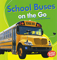 Buy Machines That Go: School Buses on the Go from BooksDirect