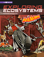 Buy Graphic Science 4D: Exploring Ecosystems with Max Axiom Super Scientist: 4D An Augmented Reading Science Experience from Book Warehouse