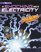 Buy Graphic Science 4D: The Shocking World of Electricity with Max Axiom Super Scientist: 4D An Augmented Reading Science Experience from BooksDirect