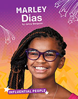 Influential People: Marley Dias