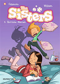 Buy The Sisters Vol. 6 from BooksDirect
