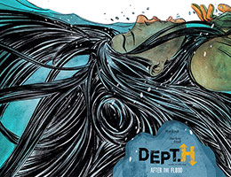 Buy Dept. H Volume 2 After The Flood from BooksDirect