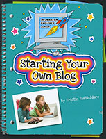 Information Explorer Junior: Staring your own Blog