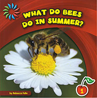 21st Century Basic Skills Library: What Do Bees Do In Summer?