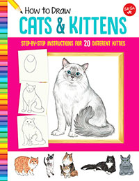 Cats & Kittens (How to Draw)