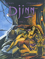 Buy Djinn:# 1 Manga from Carnival Education