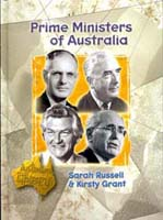 Buy Australian Library - Prime Minsters of Australia from Book Warehouse