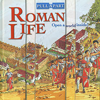 Buy Pull-A-Part: Roman Life from Book Warehouse