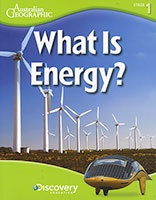Australian Geographic: What Is Energy?
