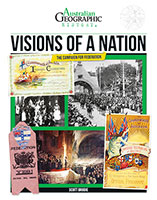 Australian Geographic History: Vision Of A Nation