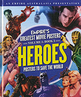 Empire's Greatest Movie Posters Volume 1: #3 Heroes