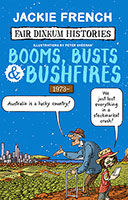 Buy Fair Dinkum Histories: #8 Booms, Busts and Bushfires from BooksDirect