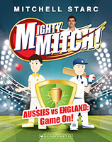 Buy Mighty Mitch #1: Aussies vs England: Game On! from BooksDirect