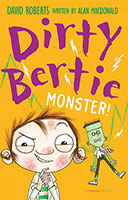 Dirty Bertie: Monster!