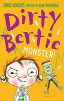 Dirty Bertie: Monster!