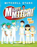 Mighty Mitch #4: Not Out!