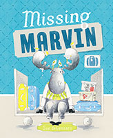 Buy Missing Marvin from BooksDirect