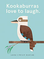 Kookaburras Love to Laugh.