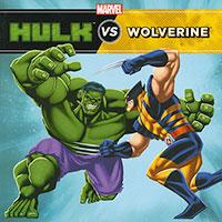 Buy Marvel: Hulk vs Wolverine from BooksDirect