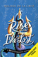 Buy Descendants: Rise of the Isle of the Lost from BooksDirect