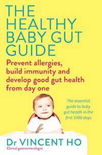 The Healthy Baby Gut Guide