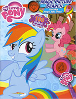 Buy My Little Pony Magic Picture Search from BooksDirect