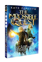Buy Impossible Quest: #1 Escape from Wolfhaven Castle from BooksDirect