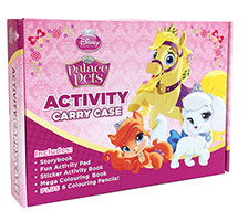 Disney Palace Pets Activity Briefcase