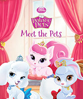 Disney Palace Pets Meet the Pets
