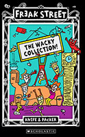 Freak Street Bind-up: Wacky Collection!