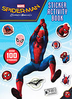 SpiderMan Homecoming: Sticker Activity Book