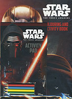 Buy Star Wars Force Awakens Activity Pack from BooksDirect