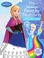 Disney Learning: Frozen: Let's Learn Paint By Numbers
