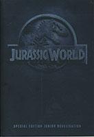 Jurassic World Movie Novel