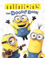 Minions Doodle Book
