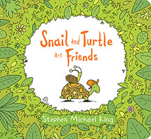 Buy Snail and Turtle Are Friends Board Book from BooksDirect