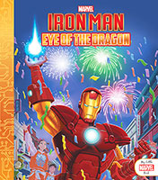 Iron Man: My Little Marvel Book: Eye of the Dragon