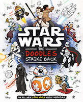 Buy Star Wars: Doodles Strike Back from BooksDirect