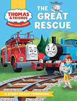 Really Useful Stories: The Great Rescue